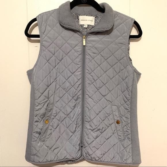 Adrienne Vittadini Jackets & Blazers - Adrienne Vittadini vest